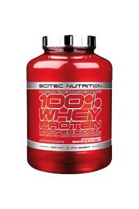 100% Whey Protein Professional - proteina de suero-Scitec Nutrition 2350 G
