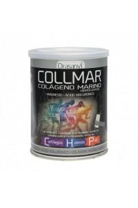 Collmar Colágeno Marino + Magnesio + Ac. Hialurónico Vainilla 300g