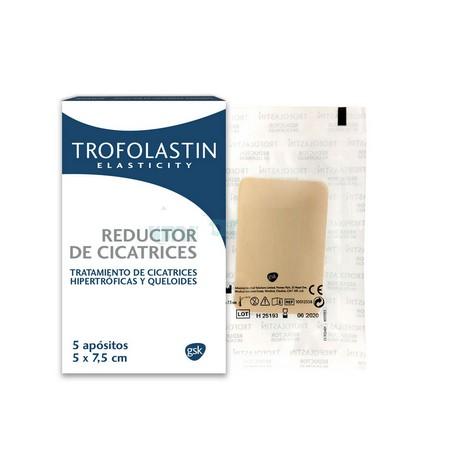 Trofolastin Reductor Cicatrices 5x7,5 5 Unidades