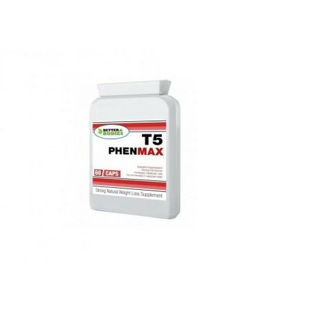 T5 supresor del apetito 60 capsulas