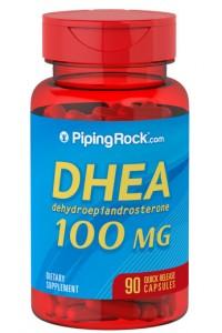 DHEA Precursor GH precursor de la hormona del crecimiento 90 cápsulas