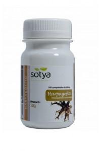 HARPAGOFITO 500mg. 100 CAPSULAS SOTYA antiinflamatorio y analgésico