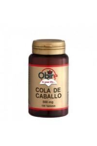 COLA DE CABALLO  500 mg - 100 tabletas Obire