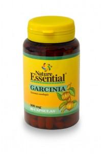 GARCINIA CAMBOGIA 300 MG 90 CAPSULAS Nature Essential SACIANTE