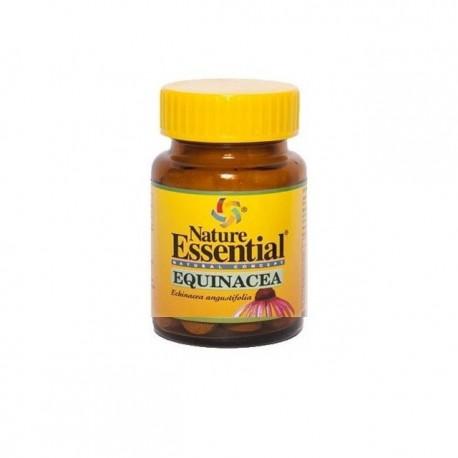 Equinacea-Echinacea 60 tabletas 350 mg nature essential sistema inmunologico defensas